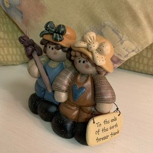 Other - Friends Forever Rock Figurine